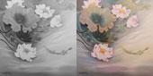 Lotus In Morning Dew
